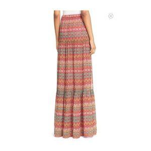cc4dddce0b609 Diane Von Furstenberg Skirts - DVF Baylee' Floral Print Silk Maxi Skirt